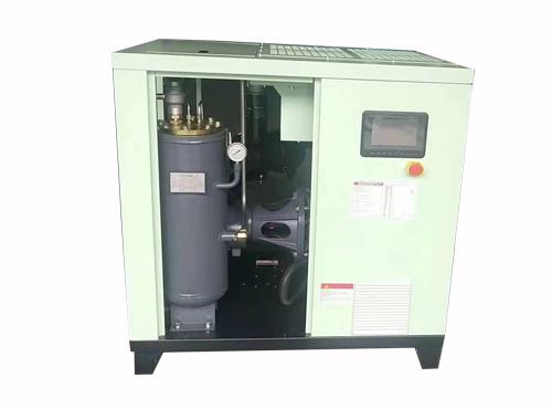 无油螺杆式空压机