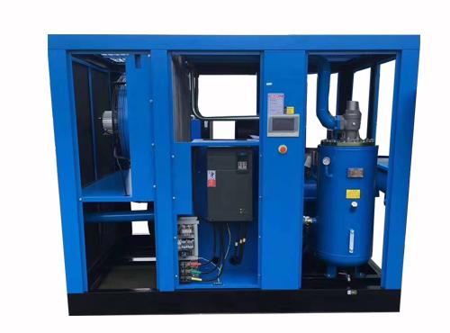 双极永磁变频螺杆节能螺杆空压机客户案例